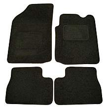 image of Halfords Advanced (SS2471) Citroen C3 Car Mats (to 10) BLK