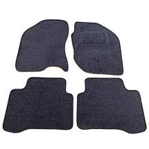 image of Halfords Advanced (SS2692) Nissan X-Trail Car Mats (01-07) BLK