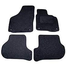 image of Halfords Advanced (SS3287) VW Scirocco Car Mats (08 on) BLK
