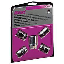 image of McGard Locking Wheel Nuts 24157SU