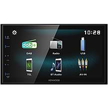 Kenwood DMX125DAB Car Stereo