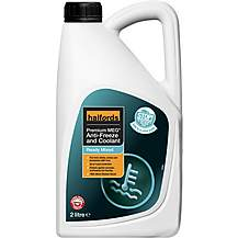 image of Halfords NAP-Free Hybrid Anti-Freeze and Coolant Ready Mixed - 2L