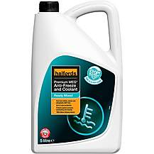 image of Halfords NAP-Free Hybrid Anti-Freeze and Coolant Ready Mixed - 5L