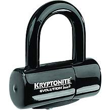 image of Kryptonite Evo Series 4 disc lock-black