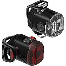 image of Lezyne LED Femto USB Drive Bike Light Set