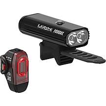 image of Lezyne - Lite Drive 1000XL KTV Pro Bike Light Set