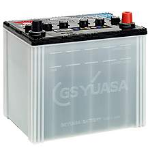 image of Yuasa 4 Year Guarantee YBX7005 Start/Stop 12V EFB Car Battery