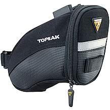 image of Topeak Wedge Bike Saddle Bag - Small