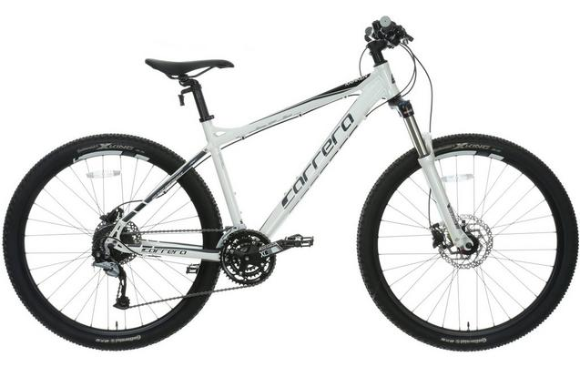 Carrera Kraken Mountain Bike - Whit...