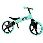 """image of Y Velo Balance Bike - Green - 12"""" Wheel"""