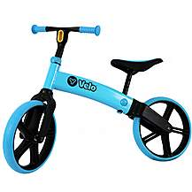 "image of Y Velo Balance Bike - Blue - 12"" Wheel"