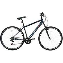 Apollo Guru 2 Mens Hybrid Bike - 18