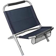 image of Halfords Low Folding Chair New