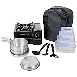 image of Halfords Complete Cookset Pack New