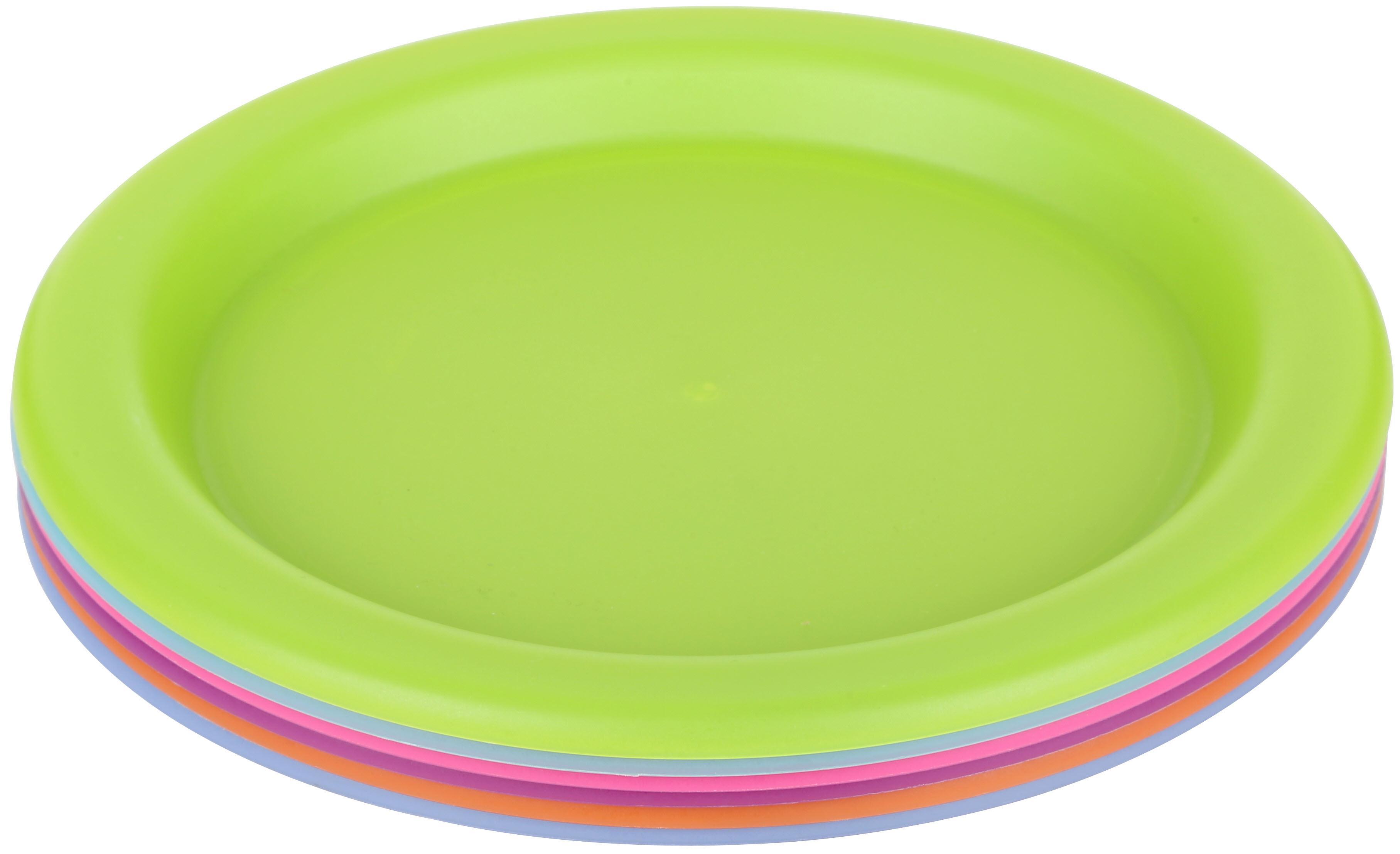 sc 1 st  Halfords & Halfords Plastic Plate set of 6