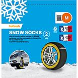 Halfords Snow Socks Medium