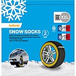 image of Halfords Snow Socks XXL