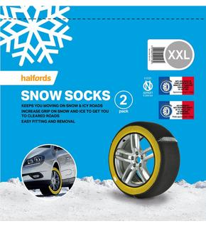 Snow Chains & Socks