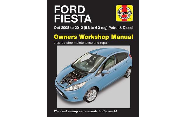 Ford fiesta 1998 manual ebook.