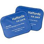 image of Halfords Medium Ice Pack x2