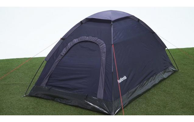 halfords 2 person dome tent