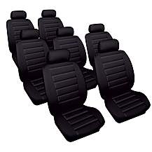 image of Cosmos Leather Look Ford Galaxy Car Seat Covers (00-06)