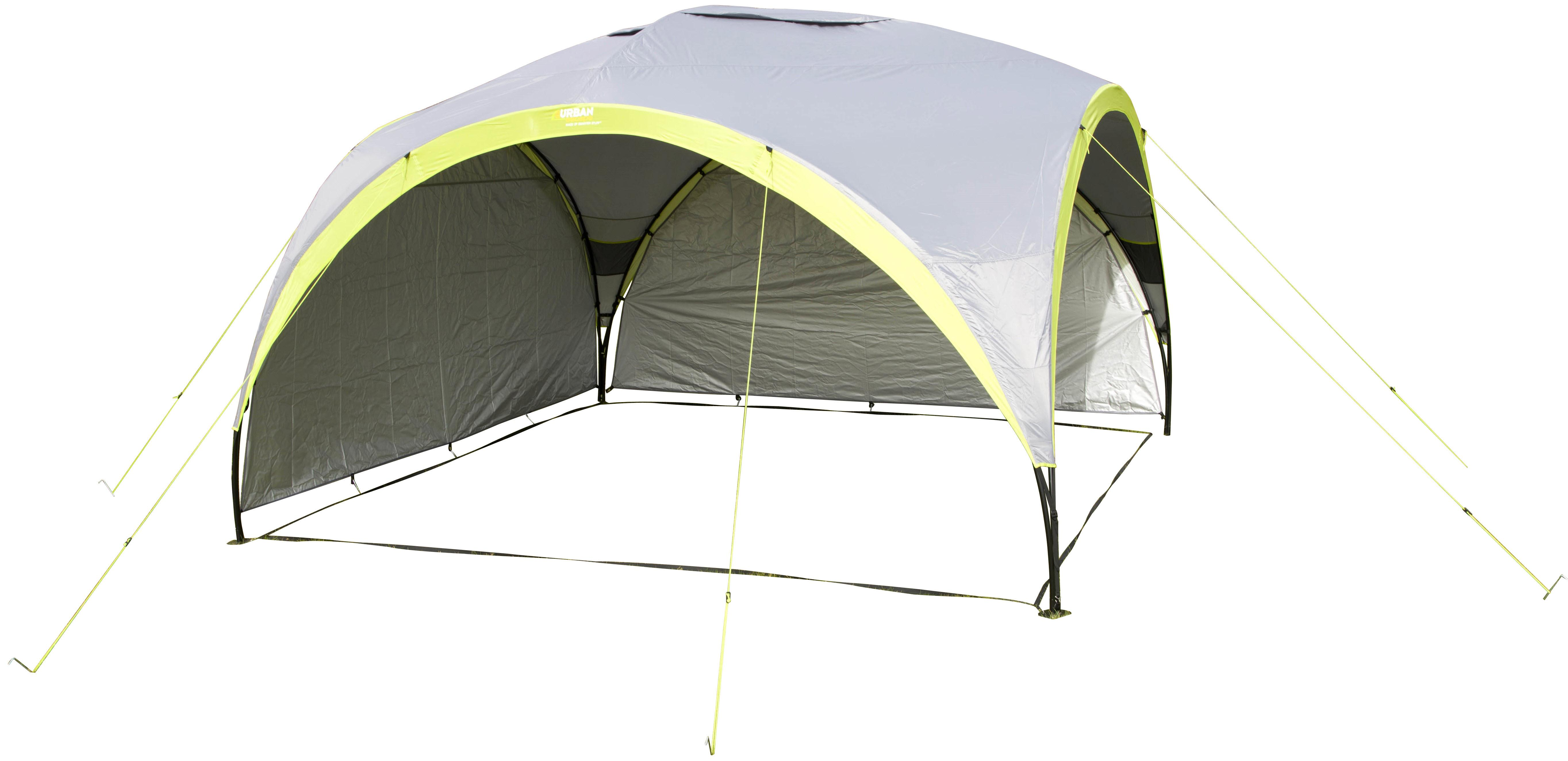 Tent Shelter With Sides