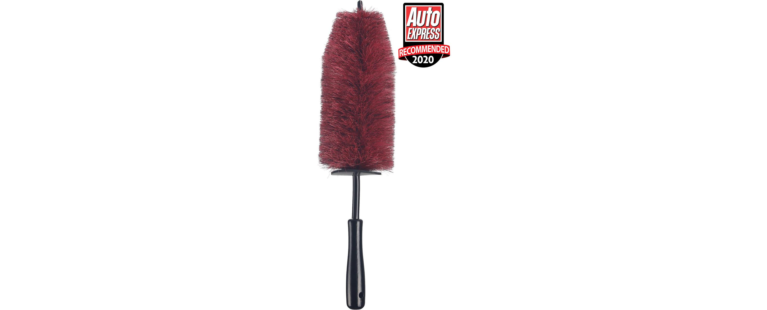 Long Alloy Wheel Brush Test Recommended 2nd Place