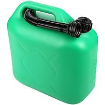 image of 10L Fuel can Halfords - Green
