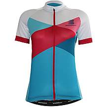 image of Boardman Womens Short Sleeve Cycling Jersey