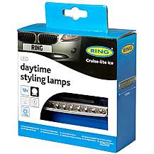 image of Ring Cruise-Lite Ice LED Daylight Styling Lights