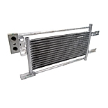 Oil Cooler & Oil Pipe