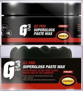 Farecla G3 Pro SuperGloss Paste Wax
