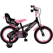 "image of Townsend Glitter Kids Bike - 14"" Wheel"