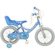 "image of Townsend Snow Princess Rigid Bike - 16"" Wheel"