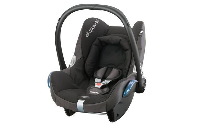 Maxi Cosi CabrioFix Group 0 Child Car Seat