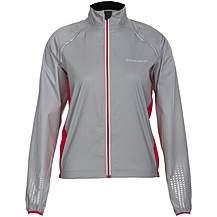 image of Boardman Womens Waterproof Jacket Grey/Pink
