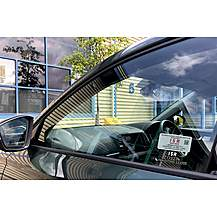 Security Window Etching Service