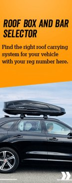 Find the right roof bar for your car