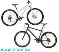 30% off selected Carrera and Apollo bikes