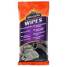 image of Armor All Carpet & Seat Wipes x 20
