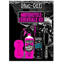 image of Motorcycle Care Essentials Kit