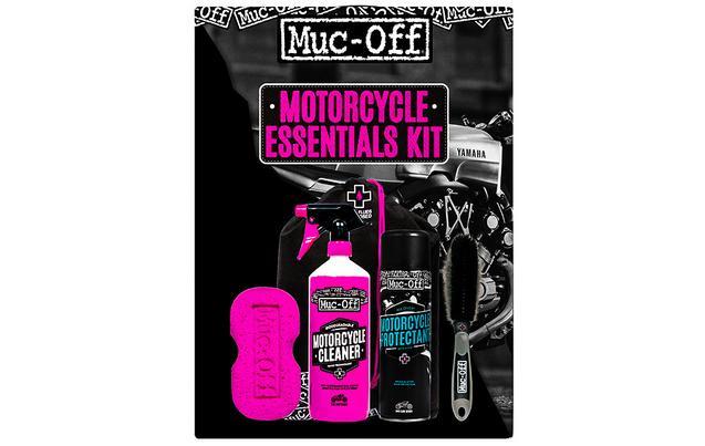 Halford Motorcycle Care Essentials Kit
