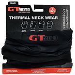 GTmoto Thermal Neckwear - Black - 1 Pack 2017