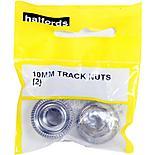 Halfords 10mm Wheel Track Nuts