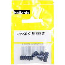 image of Halfords Cable Brake O Rings