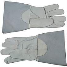 image of Laser Leather Overgloves - Large
