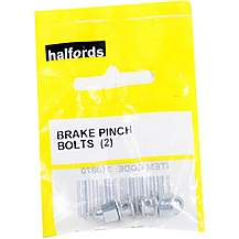 image of Halfords 14mm Brake Pinch Bolts