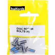 image of Halfords Disc Rotor Bolts