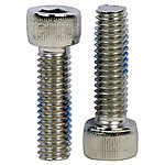 image of Halfords M6 x 20mm Brake Boss Bolts